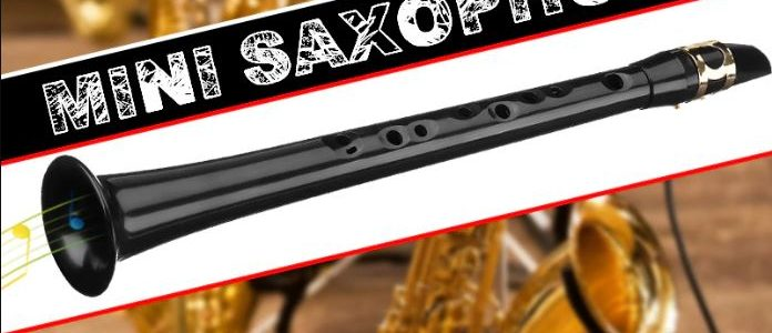 Easy to play and its tone is close to a real sax